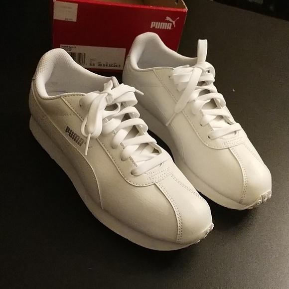 ee2e8c482f19 Puma Turin Jr kids sneakers. M 5b07832b84b5ce3be6fd06e5